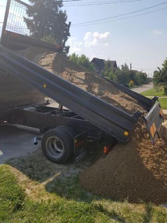 Transport Vand nisip balast pământ vegetal etc. Inchiriez bobcat/buldo