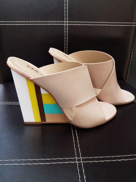 Дамски сандали Vera Pelle