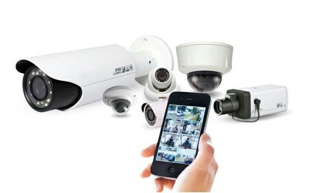 Установка видеонаблюдения монтаж камеранаблюдение охранная сигнализаци