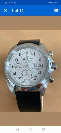 Cronograf automatic Certina Swiss Made