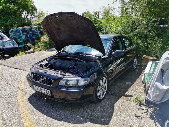 Волво S60 D5 163кс НА ЧАСТИ