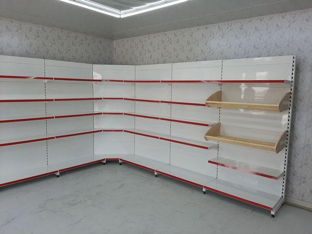 Прилавки витрины торговое оборудование для магазина стеллажи по ценам