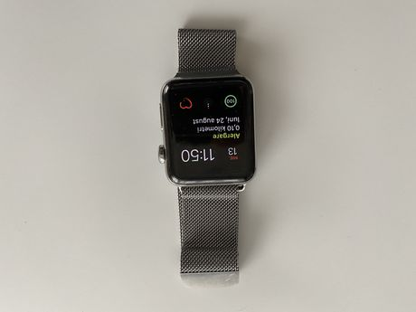 Apple Watch Ceramic Limited Edition.