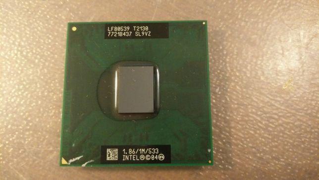 Intel Pentium Dual-Core T2130 1,86 Ghz