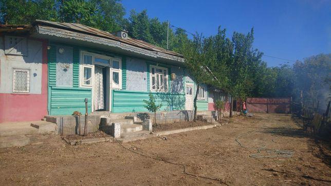 Vând casa + teren, com Negrilesti, jud Galati