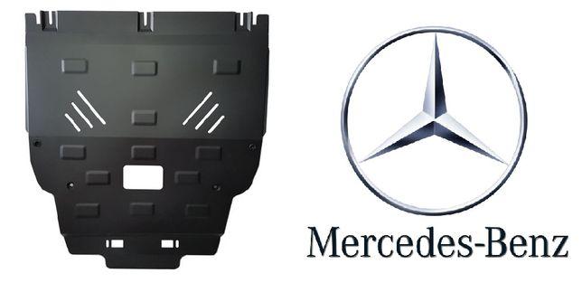 Scut motor metalic otel 2-3mm Mercedes A,B,C,E,S,V, GLA,GLC,Viano,Vito