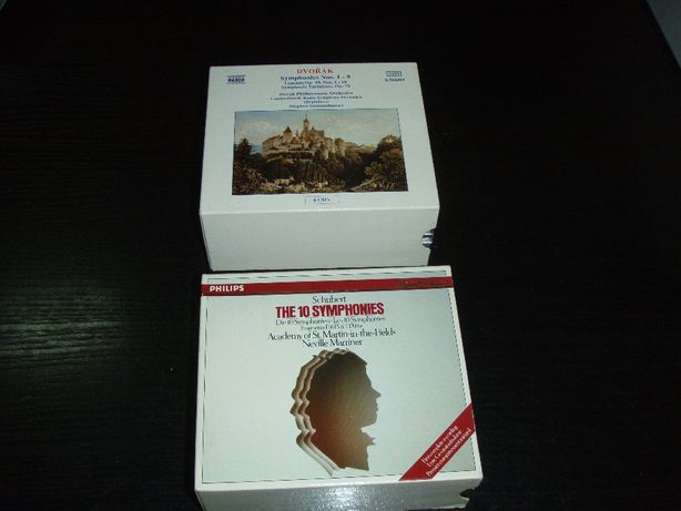 CD audio (6 discuri) cu muzica clasica