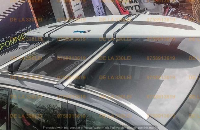Bare transversale portbagaj AERO WINGBAR BMW Seria 2 3 5 X1 X3 X4 X5