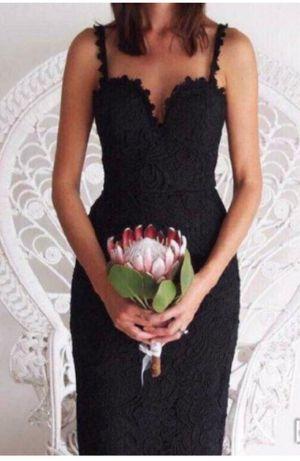 Официална рокля от дантела 40лв