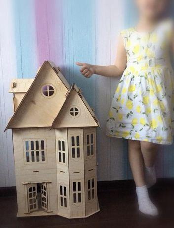 Домик для кукол ЛОЛ Кукольный домик НОВЫЙ