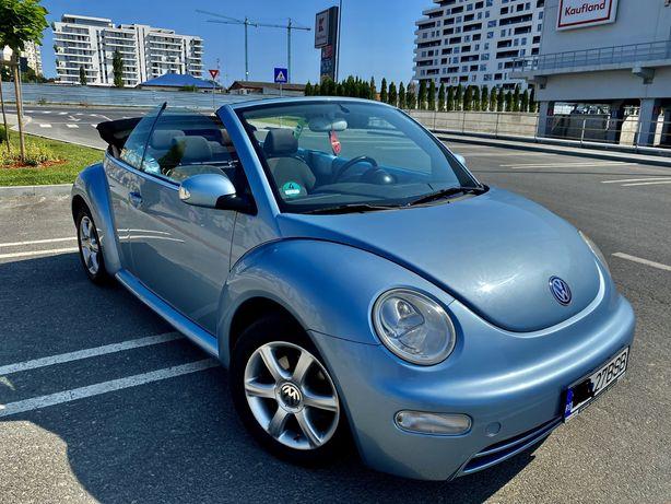 Volksawgen Beetle 1,6 Benzina 2006 Cabrio