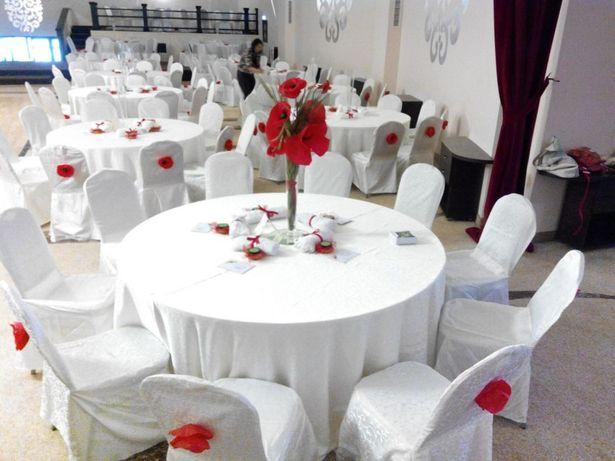 Aranjamente maci si spice de grau pentru nunta botez
