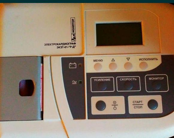 Продам электрокардиограф