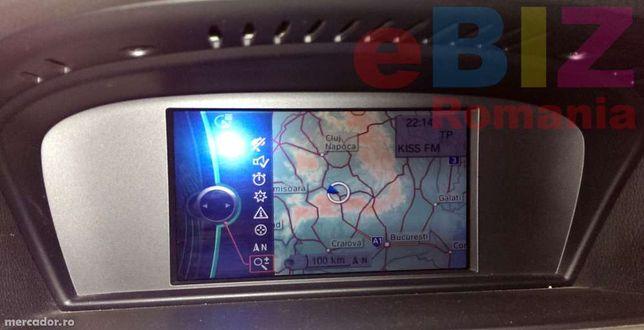GPS Harta BMW Europe Motion 2021 CIC Business USB Romania 100% + COD