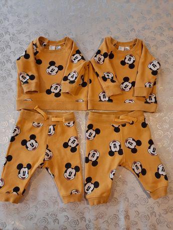 Бебешки дрешки много запазени H&M