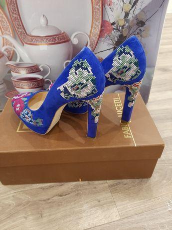 Туфли от Саша Фабиани 38 размер