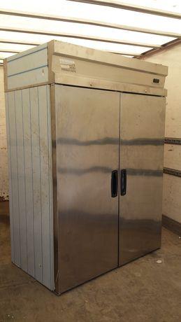 Congelator dublu inox