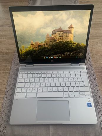 HP Chromebook X360 12b laptop tableta touchscreen