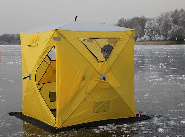 "Зимняя палатка ""Куб"""