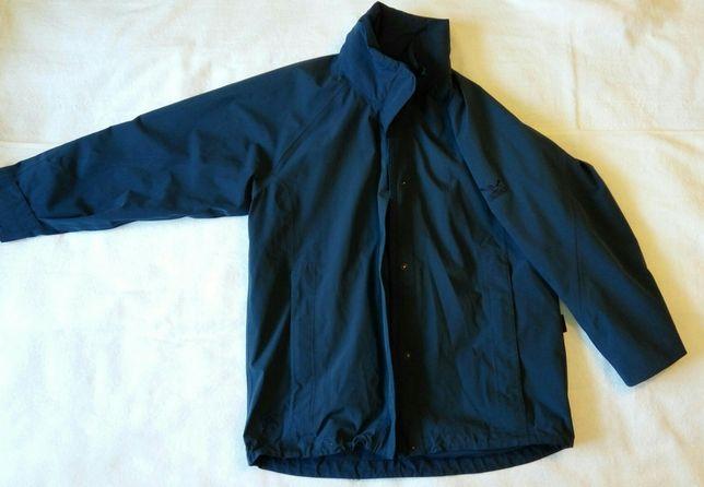 Geaca jacheta Salewa, dama, M, impermeabila GoreTEX, albastra, outdoor