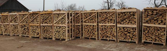 Vand lemn de foc paletizat