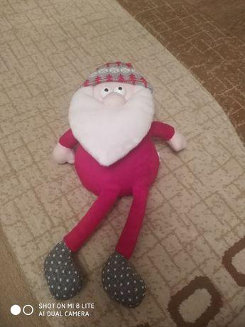 Мягкая игрушка Санта Клаус
