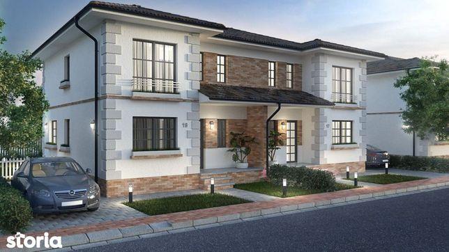 Casa/Vila Duplex Bragadiru Central 4 camere 2 bai id nr 34