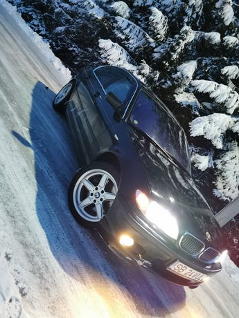 Vând/Dezmembrez BMW 330XD E46