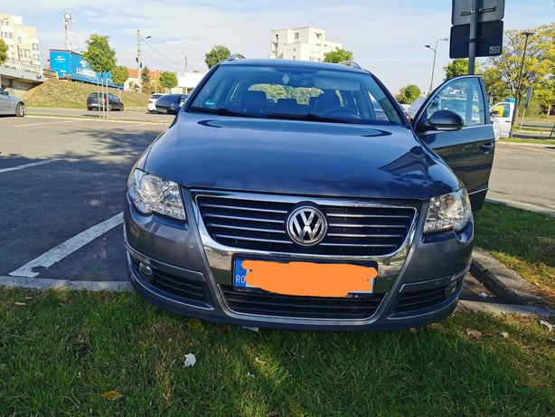 Vând Passat Volkswagen b6