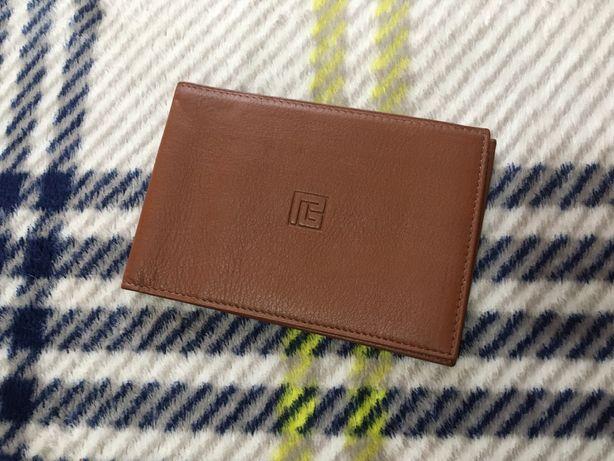 portofel portmoneu Pierre Balmain wallet carduri