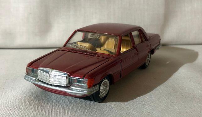 Macheta Mercedes -Benz 350 SE W116 Gama Vintage Germania 70s