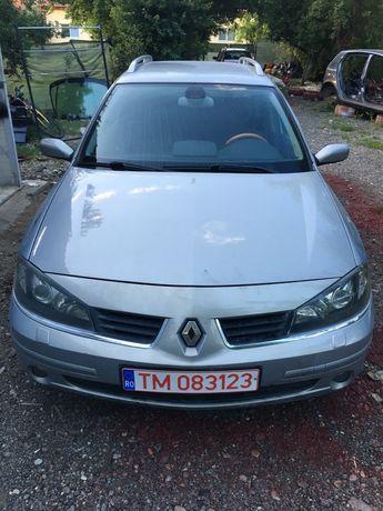 Dezmembrez Renault Laguna 2 facelift 2006 2.2 dCi automata