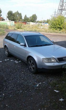 Audi A6 универсал 1999г. По запчастям.