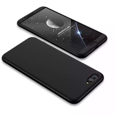 Кейс 360° градуса мат Huawei Honor 10 / Honor 9 Lite / Honor 7A 7X 7S