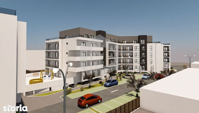 Apartament 3 camere - Etaj 1 | 71 Mpu - Proiect Nou