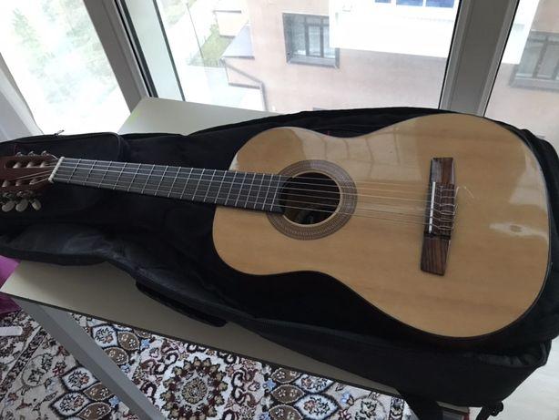 Гитара детская с чехлом