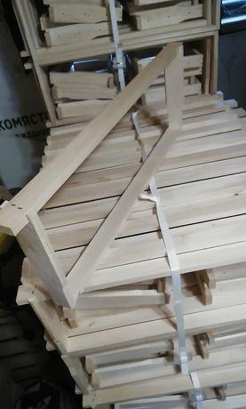 Пчелни рамки от липа фарар с ховманов уширител