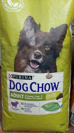 DOG CHOW корм для собак