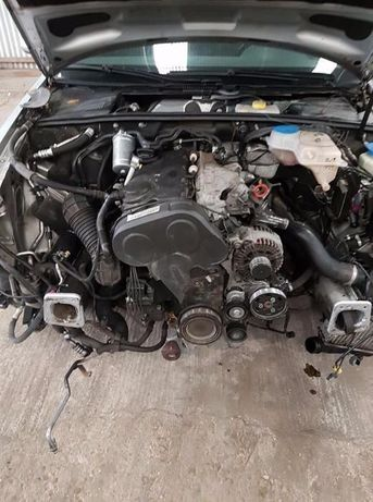 Vindem motor 2.0 TDI tip BLB Audi A 4 Euro 4 an 2007 rulaj 137000 km !