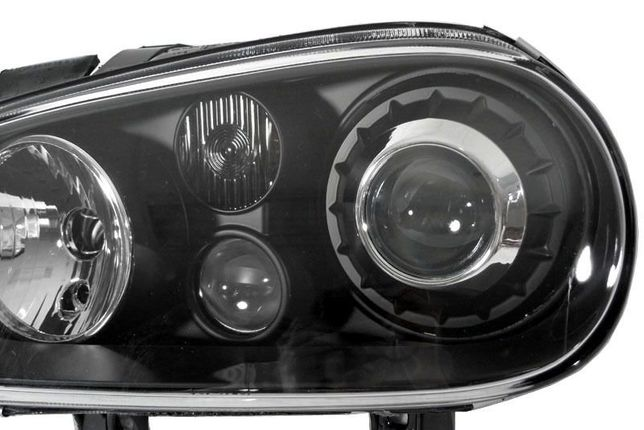 Faruri VW Golf 4 R32 Lupa si Proiectoare DEPO