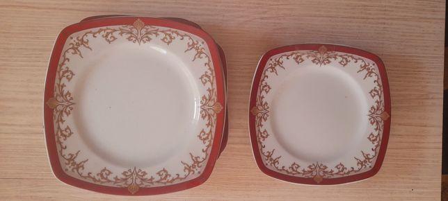 Посуда тарелки,  почти новые