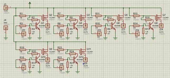 Proiectare/design PCB