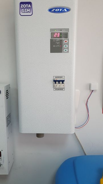 Электрокотел Zota LUX(Balance)