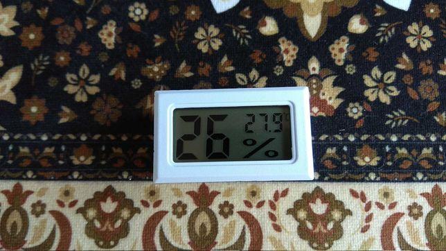 Цифровой измеритель температуры и влажности воздуха