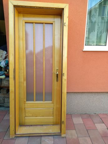 Uși interioare din frasin