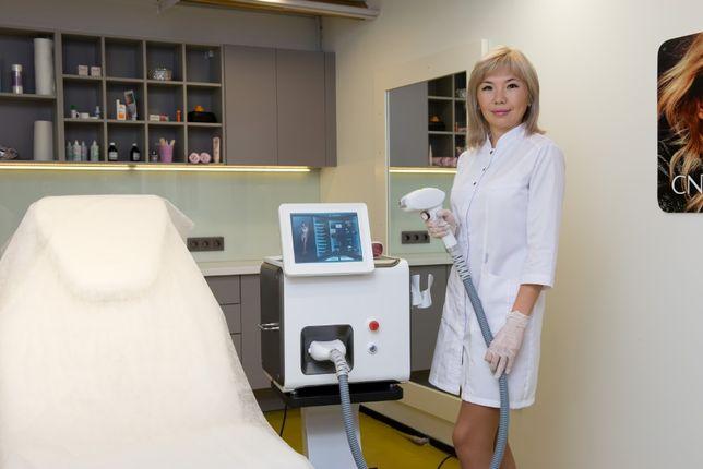 Ламинирование, Лазерная эпиляция и шугаринг