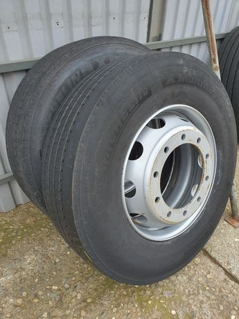 Roti de camion 315/70 R22.5 și 315/80 R 22.5 Michelin X Multiway 3D