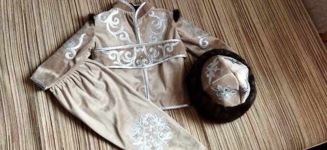 Национальный костюм. Тусау кесу. Набор на тусау кесер. Годик.