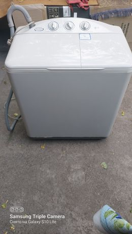 Стиральная машинка полуавтомат LG