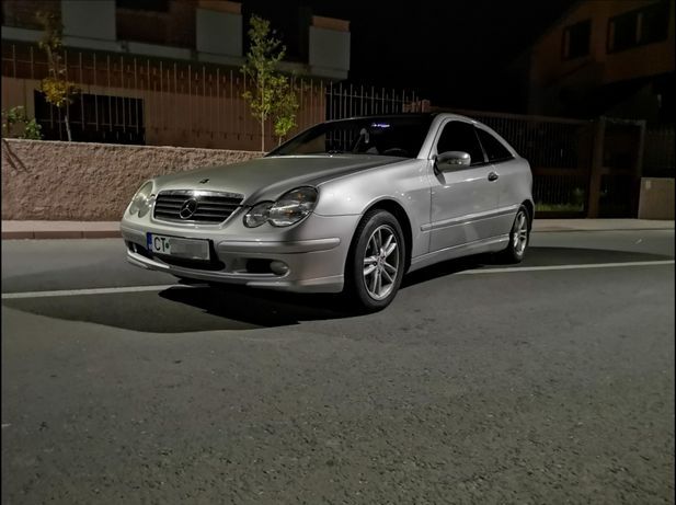 Mercedes CL 203 Sport Coupe